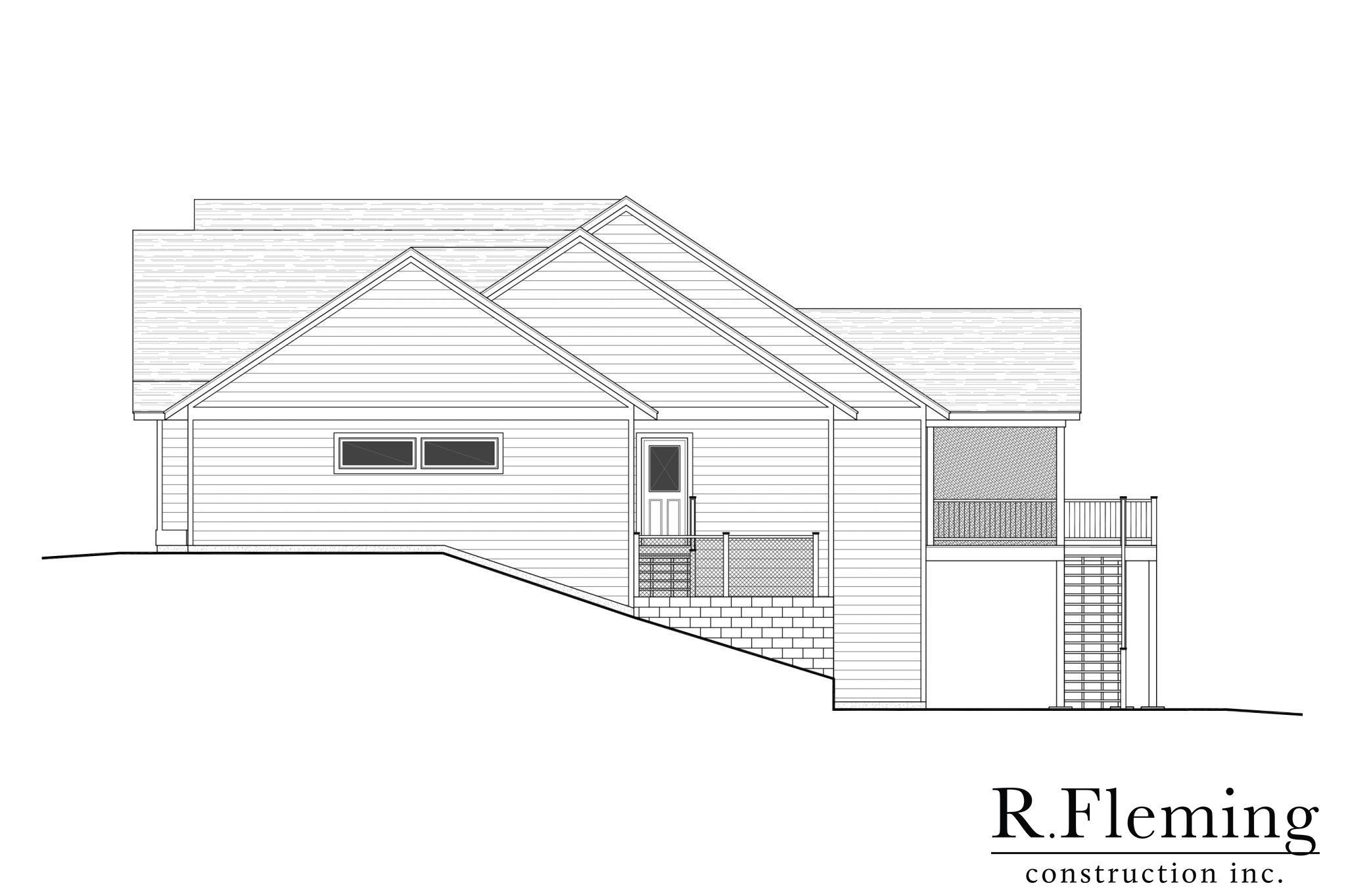 3148 century ridge rd ne r fleming construction for Fleming homes floor plans